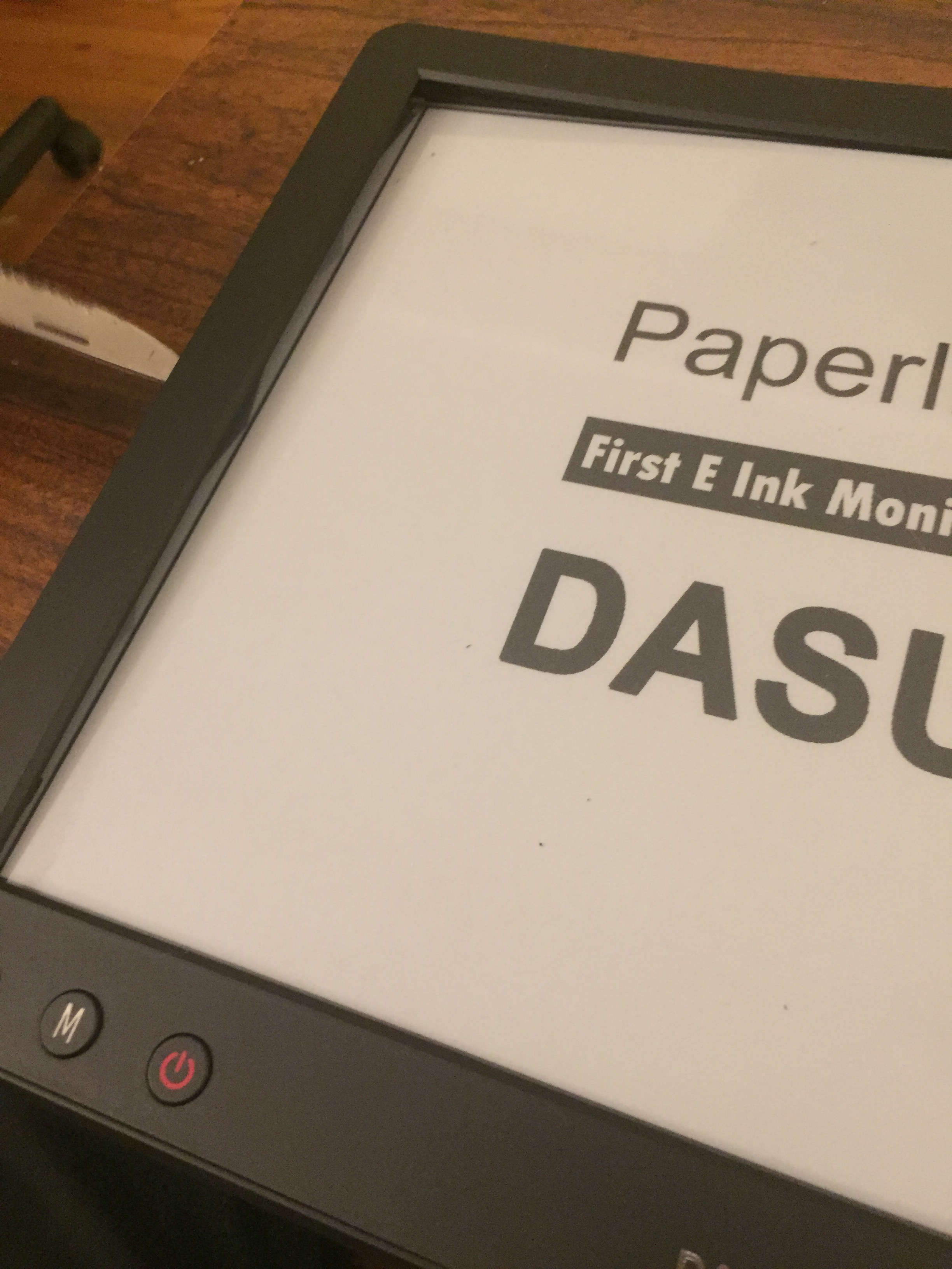 How to remove Dasung Paperlike Pro faceplate